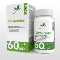 L-Ornithine NaturalSupp 60 капс.
