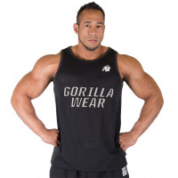 "Майка для бодибилдинга Gorilla Wear ""New York Mesh"" Tank Top, черная"