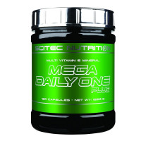 Витамины Scitec Nutrition Mega Daily One Plus 120 капс.