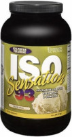 Протеин Ultimate nutrition Iso Sensation 93 1590 г.