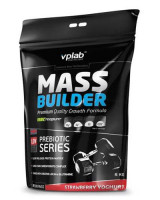 Гейнер VPlabs Mass Builder, банан, 5000 г