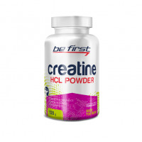 Креатин Be First Creatine HCL powder 120 г.